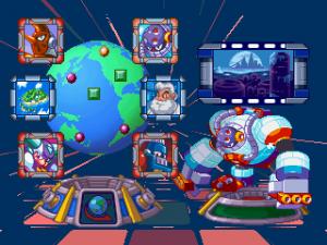 Mega Man 8 | Stage Select