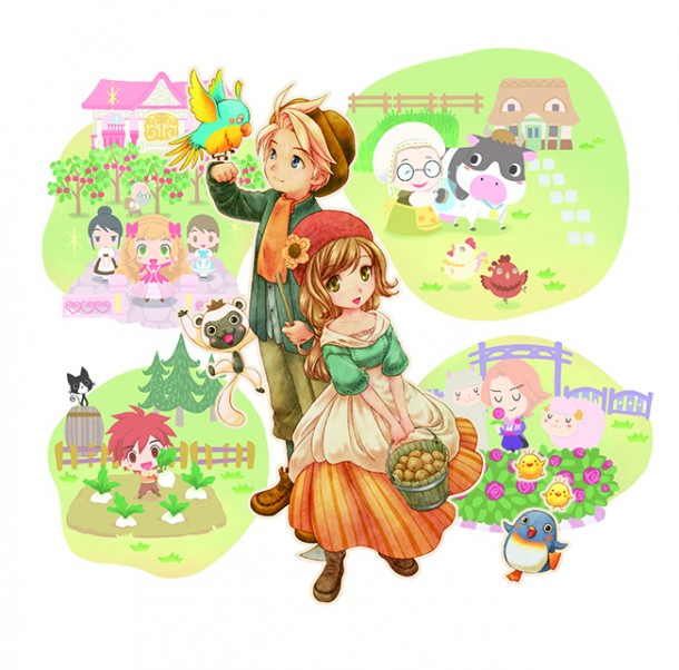 Story of Seasons - XSEED Games | oprainfall