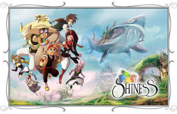 Shiness - Ynnis Interactive | oprainfall