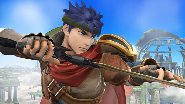 Smashing Saturdays: Ike Reveal - Super Smash Bros | oprainfall