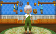 Story of Seasons - Character Customize