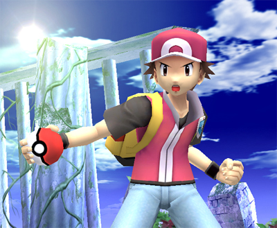 Smashing Saturdays - Character of the Week: The Pokemon Trainer | oprainfall