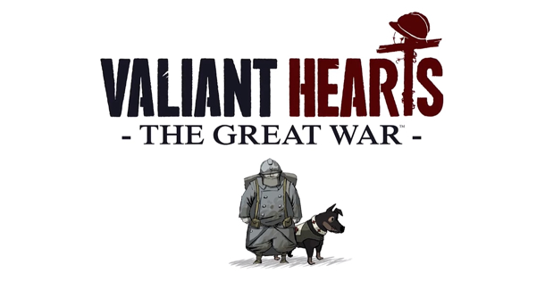 Vailiant Hearts: The Great War - Logo | oprainfall