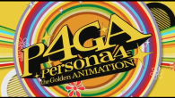 Persona 4 the Golden Animation is due out this Summer.