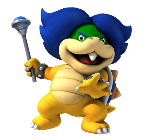 Mario Kart 8 - Ludwig | oprainfall