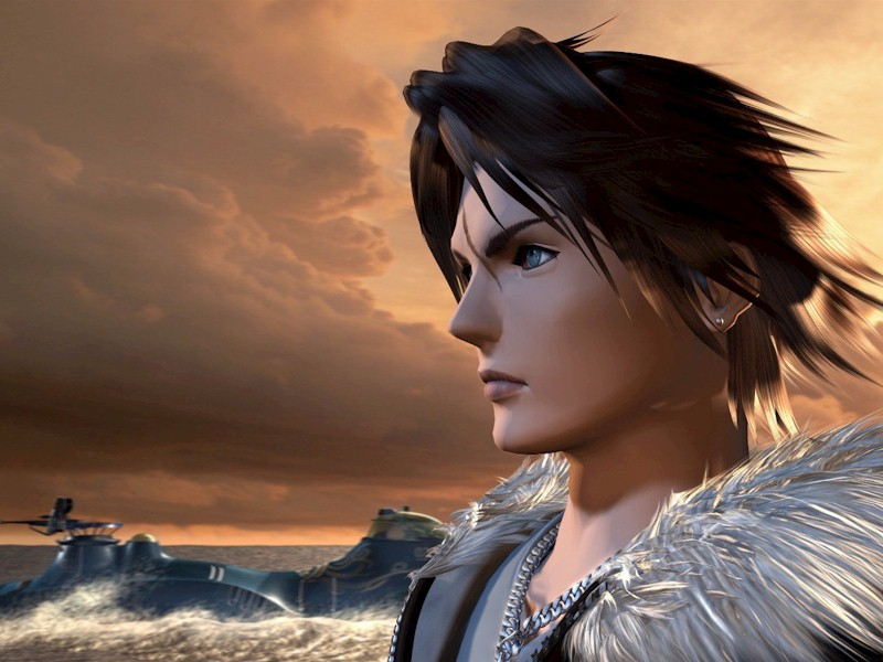 Building character emo ftw for Final fantasy 8 architecture