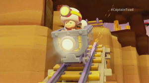 E3 2014 Nintendo - Captain Toad Treasure Tracker 01