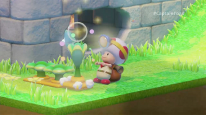 E3 2014 Nintendo - Captain Toad Treasure Tracker 02