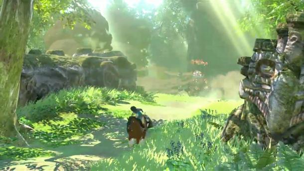 E3 2014 Nintendo - Wii U Zelda
