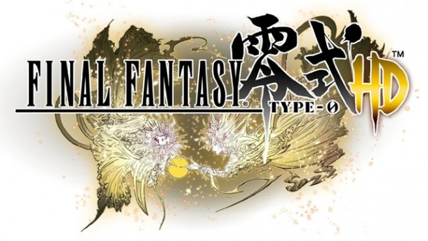 Final Fantasy Type-0 HD Logo | Vita Corner