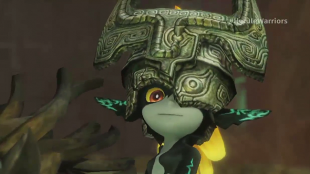 Midna - Hyrule Warriors | oprainfall