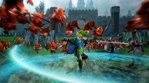 Link Attacks | Hyrule Warriors