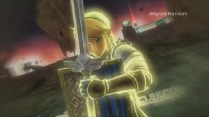 Link Charging Energy   Hyrule Warriors