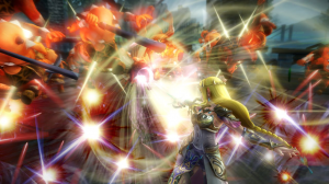 Zelda Attacks | Hyrule Warriors