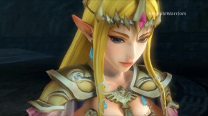 Zelda Concentrating | Hyrule Warriors