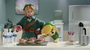 Nintendo - Link Robot Chicken