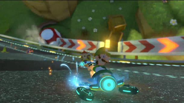 Mario Kart 8 | Anti-gravity