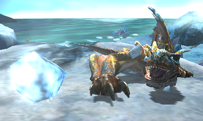 Monster Hunter 4 Ultimate | Tigrex