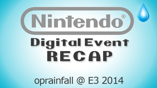 Nintendo Digital Event Recap