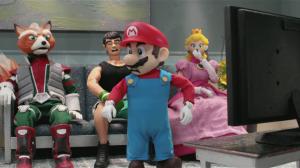 Nintendo - Mario - Robot Chicken
