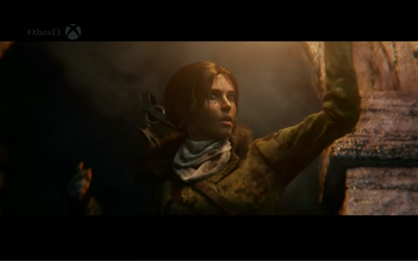 E3 2014 Microsoft - Rise of the Tomb Raider