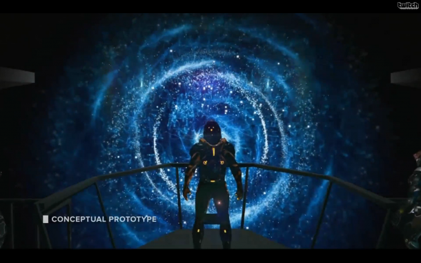 E3 2014 Electronic Arts (EA) Conference - Mass Effect 4