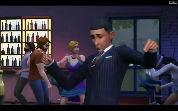E3 2014 Electronic Arts (EA) Conference - The Sims 4