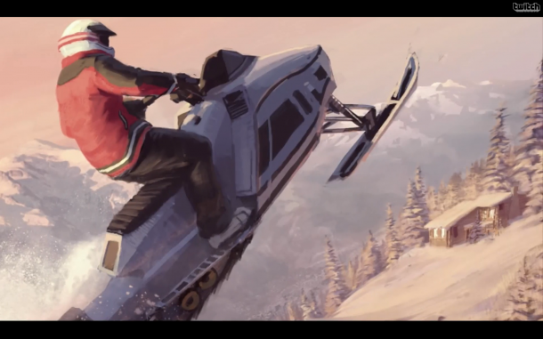 E3 2014 Electronic Arts (EA) Conference - Criterion Games Project