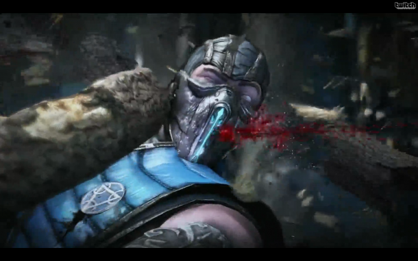 E3 2014 Sony Conference - Mortal Kombat X