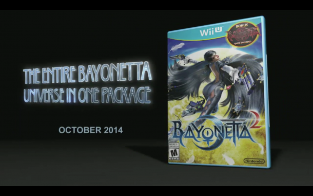 Bayonetta 2 - the entire bayonetta universe