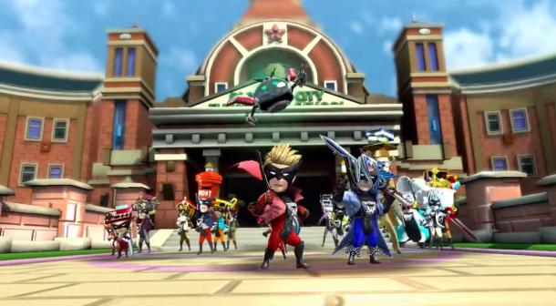 The Wonderful 101 - Nintendo   oprainfall