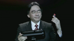 Smash Bros - Iwata and Amiibo