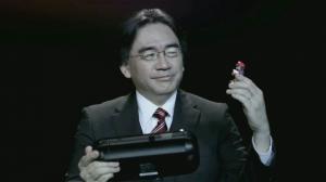 Smash Bros - Iwata and Amiibo