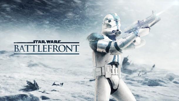 Star Wars: Battlefront - Electronic Art (EA)   oprainfall