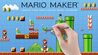 Check out the Tech Demo and screens of Mario Maker, the Mario Game Maker from Nintendo!