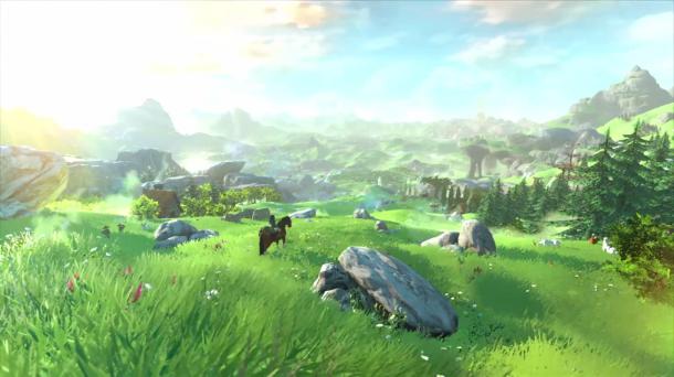 Zelda Wii U | E3 2014