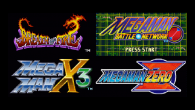 All of these Capcom games are coming to the Wii U, and a few to the 3DS as well. There are a lot of Mega Man titles included.