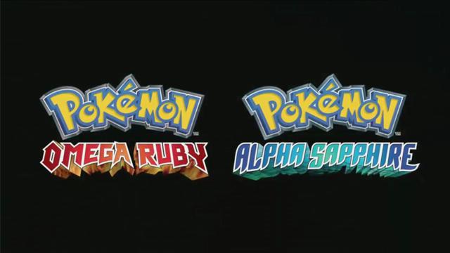 Mega Evolutions, PokéNav, and ORAS demo.