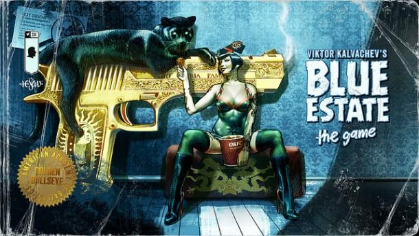 Blue Estate | oprainfall