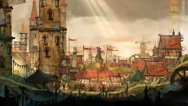 Child of Light | Town