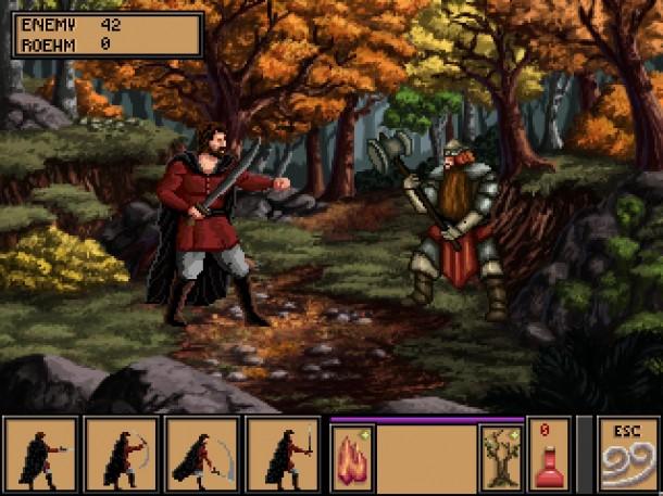 Quest for Infamy | Combat