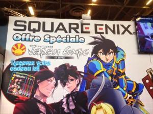 Square Enix Sign