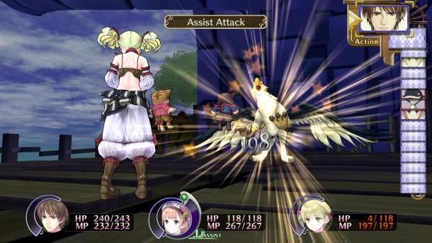 Atelier Rorona Plus   Battle