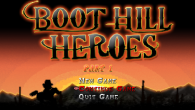 Explore the wild West in Boot Hill Heroes, a turn-based RPG full of throwbacks to Earthbound and Final Fantasy--and yes, it really has 4-player co-op play.