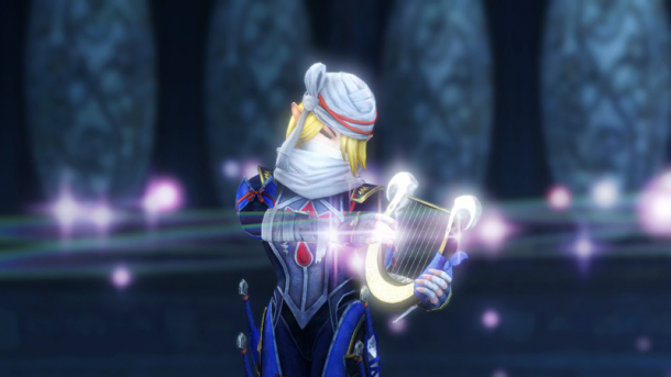 Hyrule Warriors - Sheik | oprainfall