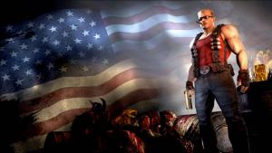 Patriotic Characters | Duke Nukem