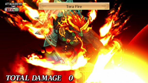 Disgaea 4: A Promise Revisited   Tera Fire