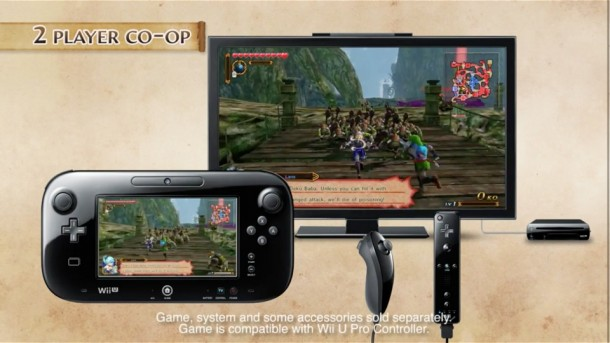 Hyrule Warriors - 2 Player Co-op