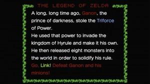 Hyrule Warriors - Adventure Mode Prologue