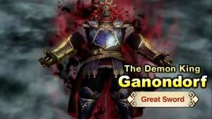 Hyrule Warriors - Ganondorf Reveal